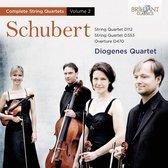 Schubert: String Quartets Vol. 2