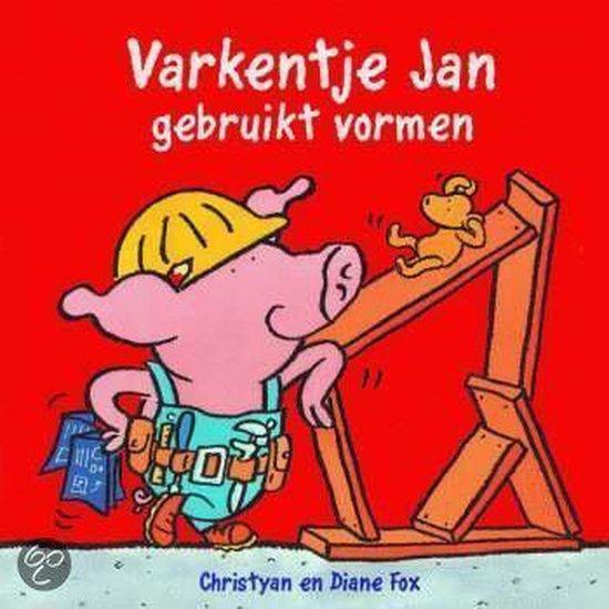 Varkentje Jan Gebruikt Vormen - Christyan Fox pdf epub