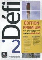 Défi 2 Livre de l´élève + CD version Premium