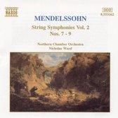 Mendelssohn: String Symph. 7-9