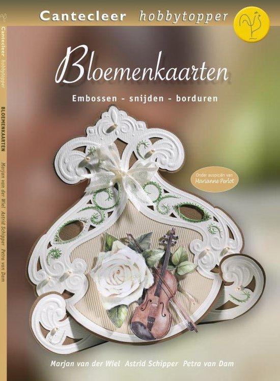 Bloemenkaarten - Marjan van der Wiel |