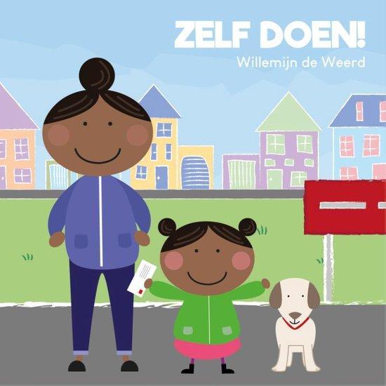 Kartonboekjes voor peuters 2 - Zelf doen! - Willemijn de Weerd pdf epub