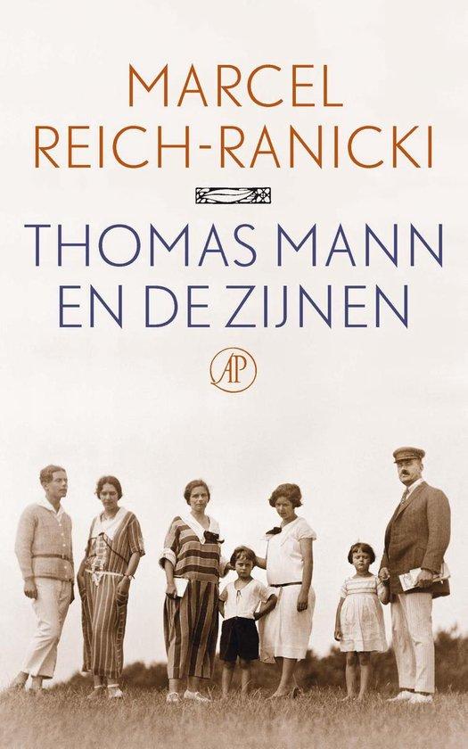 Thomas Mann en de zijnen - Marcel Reich-Ranicki pdf epub