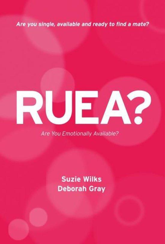 Boek cover Ruea? van Suzie Wilks (Paperback)