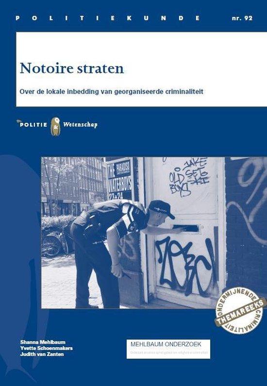 Politiekunde 92 - Notoire straten - Shanna Mehlbaum |