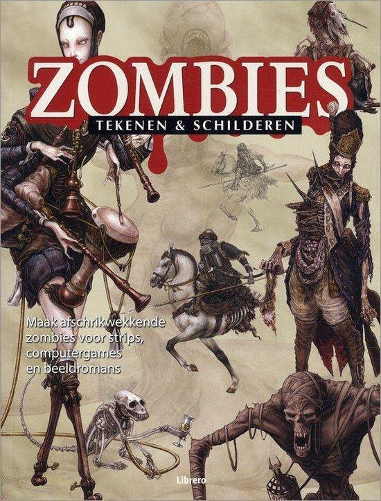 Zombies tekenen & schilderen - Keith Thompson  
