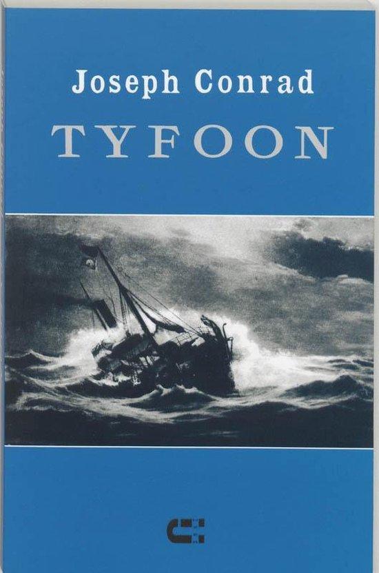 Tyfoon - Joseph Conrad |