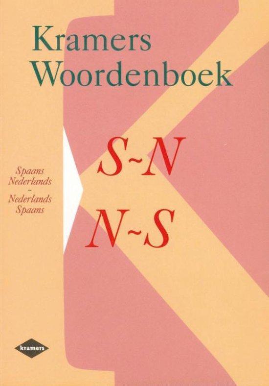 Kramers woordenboek / Spaans-Nederlands / Nederlands-Spaans - Onbekend  