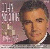 John McCook - Sings Bold & Beautiful Lovesongs