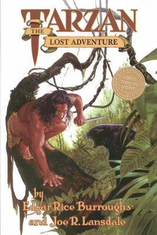Boek cover Edgar Rice Burroughs Tarzan van Edgar Rice Burroughs (Hardcover)