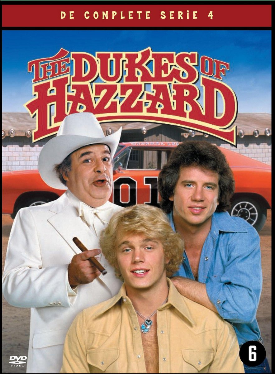 The Dukes Of Hazzard - Seizoen 4 - Tv Series