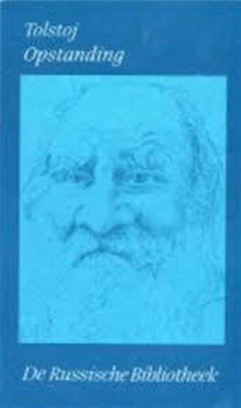 Boek cover Opstanding van L.N. Tolstoj (Paperback)
