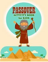 Passover Activity Book for Kids