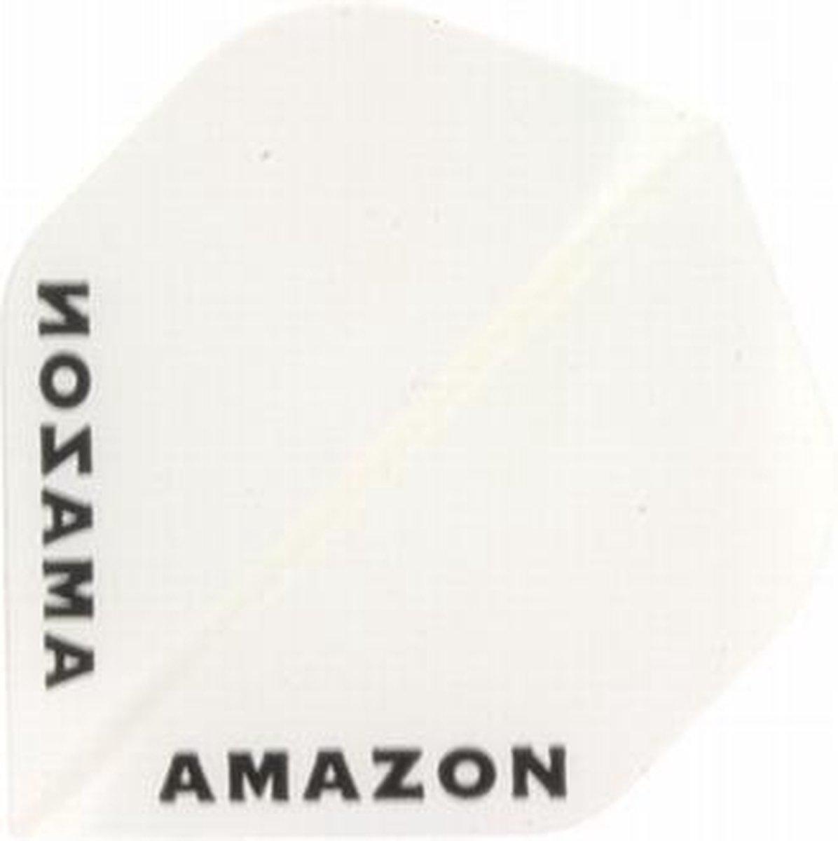 5 sets (15 stuks) Ruthless flights Amazon Transparant Std Clear