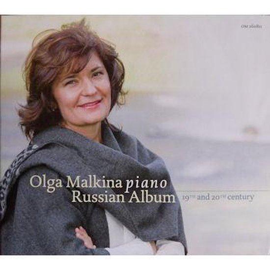 Olga Malkina piano - Russian Album