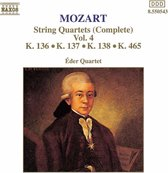 Mozart: String Quartets Vol.4