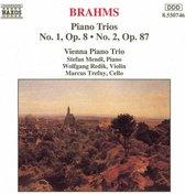 Brahms: Piano Trios 1 & 2