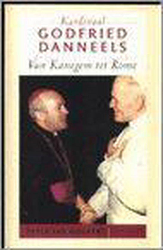 Kardinaal Godfried Danneels - Peter-Jan Bogaert  