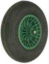 Altrad Fort kruiwagenwiel kunststof groen 20 cm