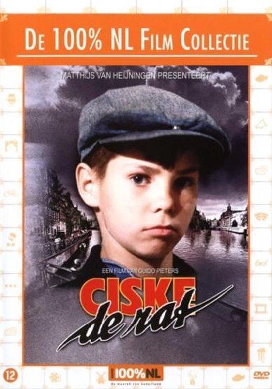 Cover van de film 'Ciske De Rat'