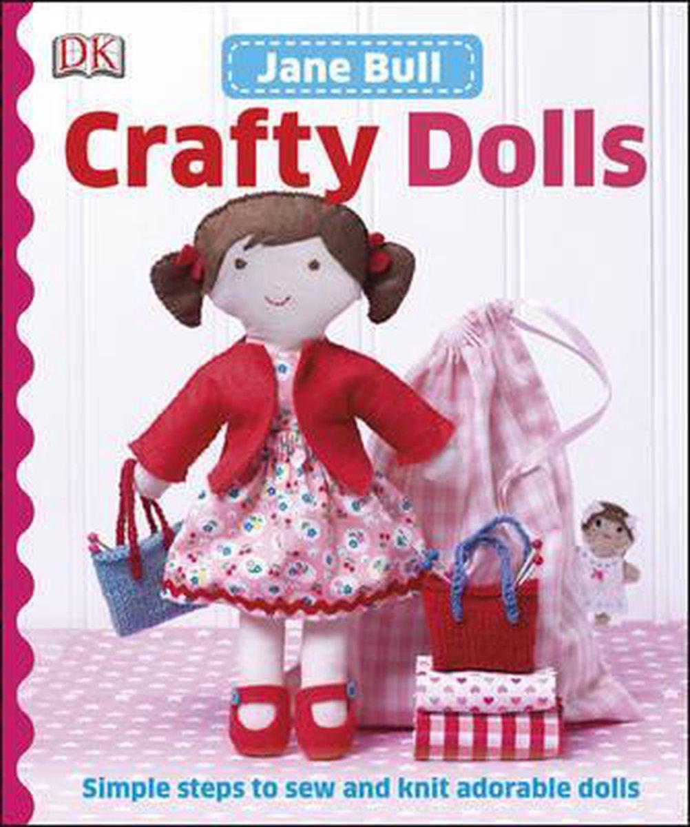 bol.com | Crafty Dolls, Jane Bull | 9781409346463 | Boeken