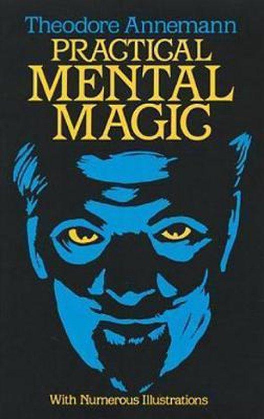 Boek cover Practical Mental Magic van Theodore Annemann (Paperback)