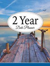 2 Year Date Planner