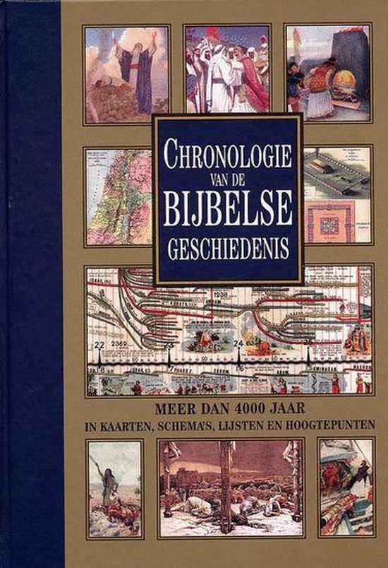 Chronologie Van De Bijbelse Geschiedenis - Marlies Enklaar  
