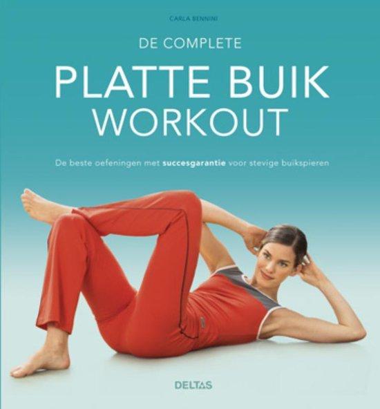 De Complete Platte Buik Workout - Carla Bennini |