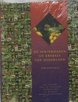 De sprinkhanen en krekels van Nederland + CD