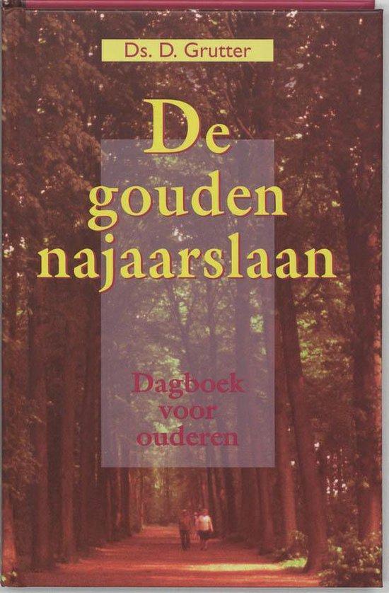 Gouden najaarslaan, de - dagboek - Douwe Grutter |