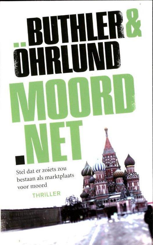 Moord.net - Dan Buthler |