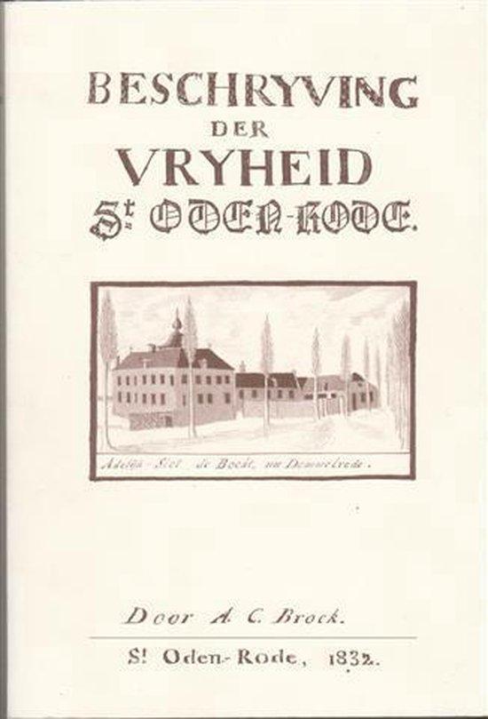 Beschrijving der Vryheid St. Oden Rode - A.C. Brock pdf epub