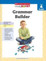Scholastic Study Smart Grammar Builder Grade 4