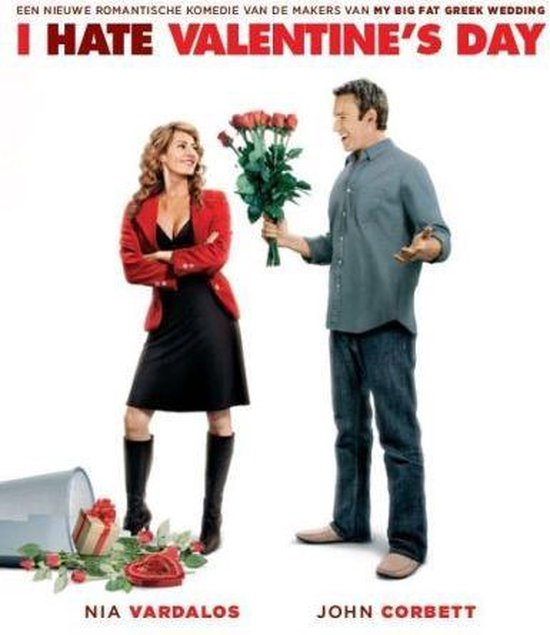 Cover van de film 'I Hate Valentine'S Day'