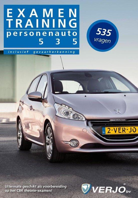 Theorie examen rijbewijs B 535 vragen personenauto Examentraining - 36e druk januari 2017 - Verjo redactie groep | Fthsonline.com