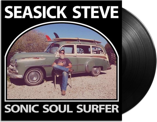 Sonic Soul Surfer (Ltd.Ed.) (LP)