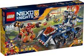 LEGO NEXO KNIGHTS Axl's Torentransport - 70322