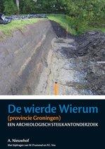 Boek cover De wierde Wierum (provincie Groningen) van Annet Nieuwhof (Paperback)
