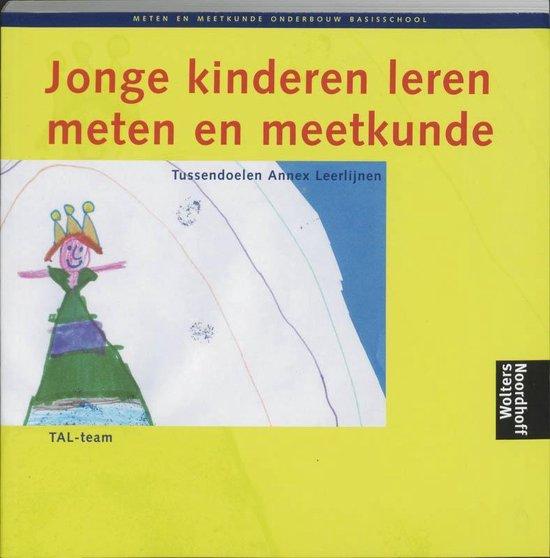 Jonge kinderen leren meten en meetkunde Onderbouw basisschool - Div |