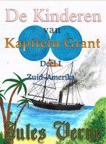 De kinderen van kapitein Grant deel I