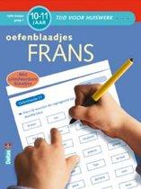 Tijd voor huiswerk  - Frans Vijfde leerjaar groep 7 Oefenblaadjes