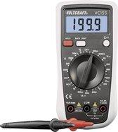 Multimeter Digitaal VOLTCRAFT VC155 Kalibratie: Fabrieksstandaard (zonder certificaat) CAT III 600 V Weergave (counts)