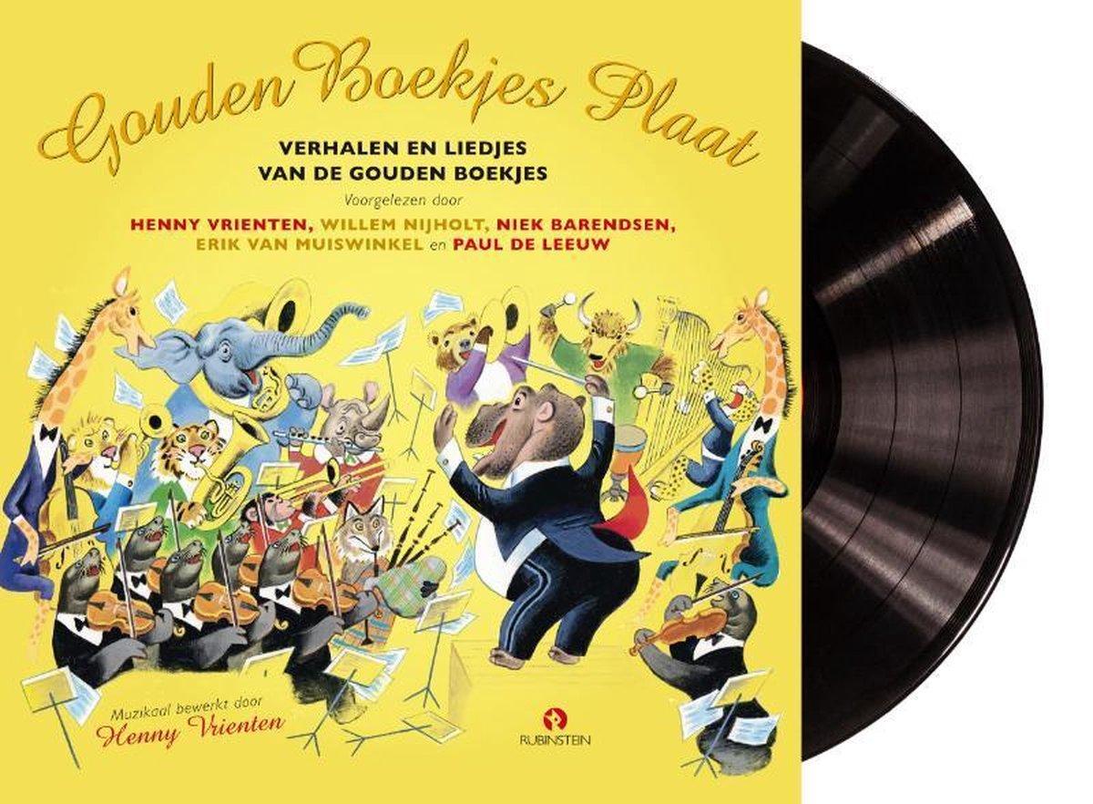 Gouden Boekjes - Plaat (LP) - Henny Vrienten