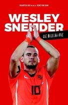 Omslag Wesley Sneijder