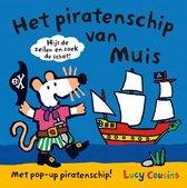 Muis - Piratenschip van Muis