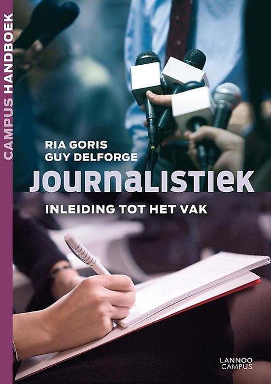 Journalistiek - Ria Goris  