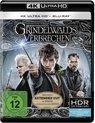 Fantastic Beasts: The Crimes Of Grindelwald (2018) (Ultra HD Blu-ray & Blu-ray)
