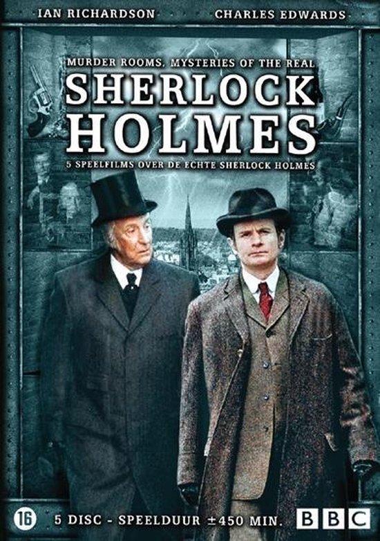 Cover van de film 'Real Sherlock Holmes Box'