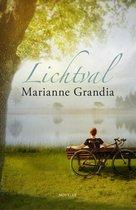 Boek cover Lichtval van Marianne Grandia